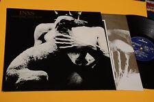 INXS LP SHABOOH SHOOBAH ORIG OLANDA EX CON INNER TESTI ! TOP COLLECTORS
