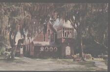 Postcard BILOXI Mississippi/MS  Church of the Redeemer 1950's