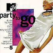 Mtv Party to Go 5  Various Artists  Audio CD