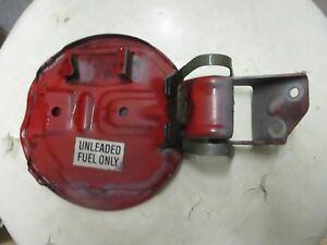 1996 GEO Metro 2-door RED Fuel Filler Door 95-00