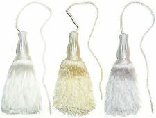 BLIND PULL CORD WITH SILKY TASSEL, LIGHTS/BLINDS/CORDED CURTAIN TRACKS, ART 3671