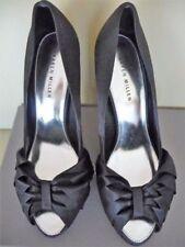 Bridal or Wedding Open Toe Slim Solid Heels for Women