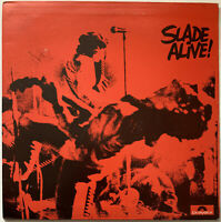 SLADE ALIVE LP POLYDOR UK 1972 A2/B2 MATRIX EX CONDITION PRO CLEANED