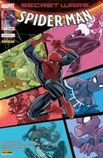 SECRET WARS : SPIDER-MAN 1 (couverture 2/2 Nick Bradshaw) PANINI COMME NEUF