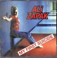 Ali Zapak-My First Suicide CD   Very Good