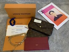 Louis Vuitton Pochette Félicie In Monogram *BNIB* Hot Item Sold Out Everywhere!