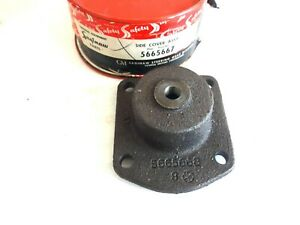 NOS 1953 - 1962 CHEVY CORVETTE STEERING GEAR HOUSING SIDE COVER