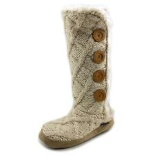 Muk Luks Malena   Round Toe Synthetic  Winter Boot NWOB