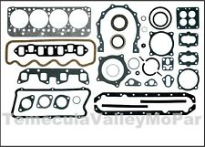 Complete Poly Engine Gasket Set for 1956-1958 Plymouth - Dodge - DeSoto
