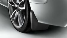 NEW GENUINE AUDI ALLROAD A6 C7 REAR ACCESSORY MUDFLAPS SET