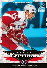 1999-00 Crown Royale Supials Minis #11 Steve Yzerman
