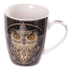 The Wise One Owl Mug 10.5cm High Lisa Parker Licensed Bone China Coffee Tea