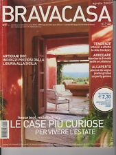 2003 08 - BRAVACASA - 08 2003 - N.8 - ANNO XXX - LE CASE PIù CURIOSE
