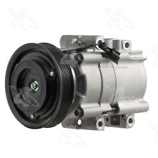 New Compressor And Clutch 58197 Four Seasons