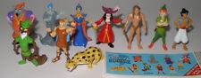 """Satz Fremdfiguren """"Disney Heroes"""" von Zaini Beipackzettel"""