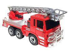 Spielzeug Feuerwehr Feuerwehrauto Auto Leiter mit LED Licht Sirene Selbstfahrend