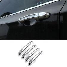 For Cadillac ATS XT4 XT5 XT6 CT6 XTS ABS Chrome side door handle cover trim 8PCS