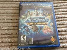 SONY PS VITA All Stars Battle Royale NUOVO DI ZECCA E SIGILLATO GIOCO! PSV PLAYSTATION