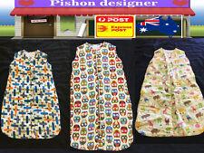 Grobag Newborn Baby Soft Wrap Pastel Sleeping Bag Boy & Girl Designs Tog 1.0