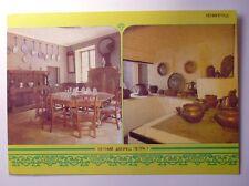 Vintage Russian Postcard Summer Palace Petar I Leningrad