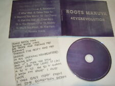 CD - Roots Manuva 4everevolution (2011) Pappbox Booklet - 2
