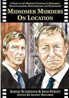 Midsomer Murders on Location, Street, Joan, Schreiner, Sabine | Paperback Book |