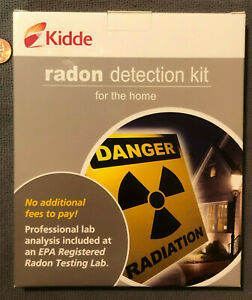 Kidde Radon Test Kit No Additional Lab Fees To Pay! DIY For The Home New
