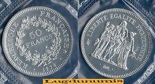 FDC - 50 Francs Hercule 1974 FDC 98 800 Exemplaires Scéllée du coffret FDC