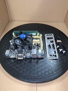 ASUS H81I PLUS i3 4130 2GB RAM Motherboard Bundle Mini ITX Gaming PC Starter Kit