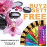 Yidiola 10ml Essential Oils 100% Pure & Natural Aromatherapy Essential Oil Aroma