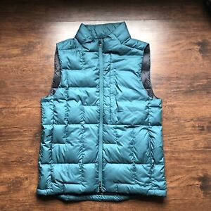 Men's Lululemon Down Vest Size Large Green