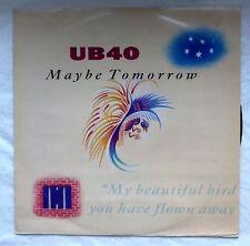 LP UB40 « MAYBE TOMOROW » 1987 / VINYL 45 RPM