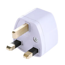 Portable Travel Adapteur 3 Pin Plug Universal USA/UE/Asia/Australia to UK G ph007