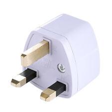 Portable Travel Adaptor 3 Pin Plug Universal USA/EU/ASIA/AUSTRALIA to UK G PH007