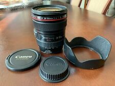 Canon EOS EF 24-105mm F/4 L Is USM Zoom Lens