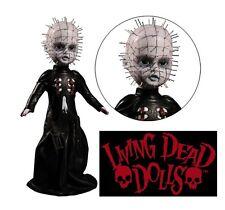 2016 Living Dead Dolls Presents HELLRAISER III PINHEAD_Mezco_94650_NRFB Sold Out