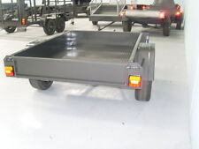 6x4 Light Duty Trailer With Cheq Plate Floor