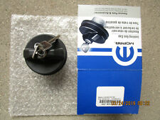 CHRYSLER DODGE JEEP 05278655AB FUEL GAS TANK FILLER CAP LOCKING LOCK KEY OEM NEW