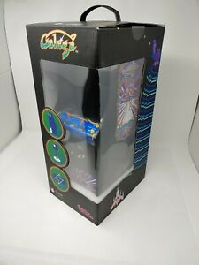 NIB Galaga 1/4 Scale Arcade Machine Numskull Quarter Arcade Game Tabletop