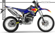 YAMAHA WR250R WR250X ALL YEARS MAXCROSS GRAPHICS KIT DECALS STICKERS FULL KIT16