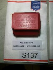 2004 Mitsubishi Eclipse ETACS Module  MR490278  TN151300-6363  TESTED OEM#S137+
