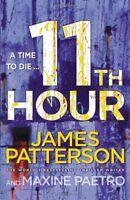 11th Hour: (Women's Murder Club 11),James Patterson