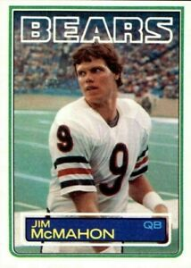 1983 Topps Football Pick Complete Your Set #1-207 RC Stars ***FREE SHIPPING***