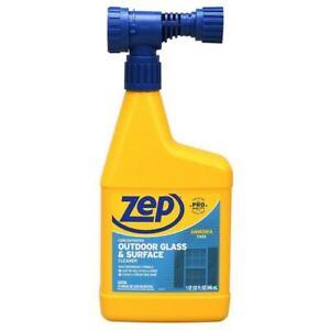 Zep Hose-end Streak-free 32-fl oz Glass Cleaner
