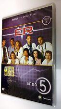 E.R. Medici  in prima linea DVD Serie TV Stagione 5 Disco 2 Episodi 4
