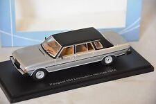 NEO 47080 - Peugeot 604 version limousine gris - 1981   1/43