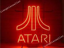 New ATARI ARCADE Video Game Room Man Cave Beer Bar NEON LIGHT SIGN Free Shipping