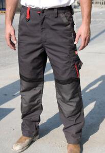 "Result Workguard Technical Kneepad Work Trousers (Reg Leg 32"") - R310XR"