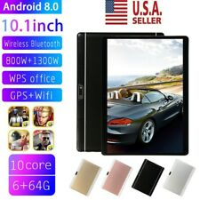 10.1 Inch HD Game Tablet Computer PC GPS Wifi Dual Camera...