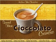Cioccolato Cremoso Kühlschrankmagnet Fridge Refrigerator Magnet 6 x 8 cm